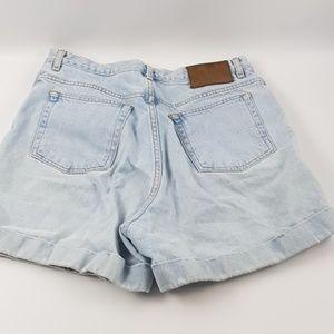 Calvin Klein Shorts - Vintage high waist Calvin Kline jean shorts